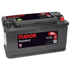 BATERIA COCHE / TUDOR STANDARD TC900 / 90Ah 720A 12V