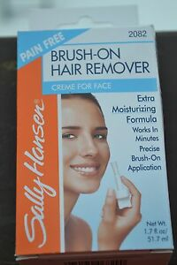 Sally Hansen Brush-on Hair Remover 2082 BNIB 51.7ml/1.7fl.oz. -FREE SHIPPING-