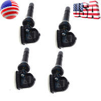 4PCS FOR GM TPMS TIRE PRESSURE MONITORING SENSOR 13586335 13581558 13598771