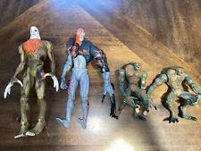 Vintage Resident Evil action figure lot