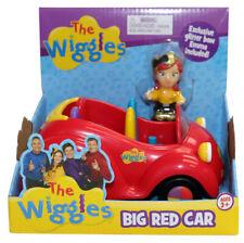 The Wiggles Big Red Car With Emma Wiggle Figurine