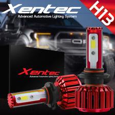 XENTEC LED HID Headlight kit H13 9008 White for 2007-2008 Chrysler Pacifica