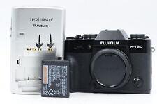 Fuji Fujifilm X-T20 24.3MP Mirrorless Digital Camera Body #934