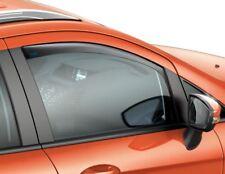 Genuine Ford EcoSport 2017> ClimAir Side-Window Air Deflectors - Transparent