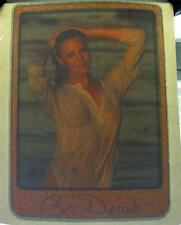 VTG 1979 Perfect 10 Bo Derek Swimsuit Signature Poster t-shirt Iron-On Transfer