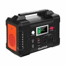 FlashFish 200W 40800mAh Portable Solar Generator