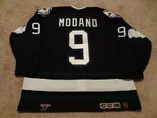 CCM Mike Modano Dallas Stars Authentic Jersey Size 52 Center Ice Fight Strap NHL