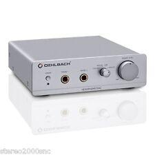 OEHLBACH 13901 XXL DAC Ultra Amplificatore cuffie convertitore D/A SILVER top