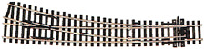 PECO HO scale Curved double radius Right Turnout SL-86 1042