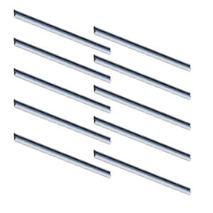 "REPLACE For Wen 6530 #6530b 3-1/4"" Hand Planer Blades  -- Sets of 10"