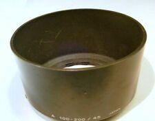 Minolta Lens Hood Shade for Maxxum AF 100-200mm f4.5 A AF Genuine Original