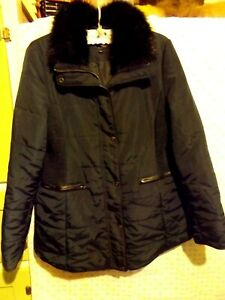 WINTER JACKET FROM JUST JEANS SIZE LARGE  LAST TIME LISTED