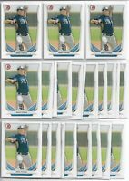 2014 Bowman Draft Max Fried (25) Card Paper Prospect Lot Braves #TP-8
