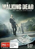 The Walking Dead : Season 5 : NEW DVD