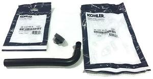 Kohler Genuine 25 313 03-S Grommet WITH Breather Hose Tube 24 326 93-S 2432693-S