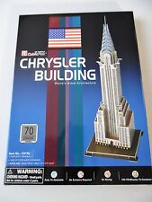 3D Puzzle Chrysler Building (Höhe: 55 cm!!) Cubic Fun Gebäude Turm Wolkenkratzer