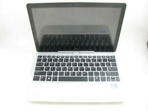 "HP EliteBook Revolve 810 G1 11.6"" Laptop 2.10 Ghz i7-3687U 4GB RAM (Grade B)"