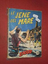 ZAGOR- NO ZENITH- N°24 a-originale DA LIRE 200 -1972 **NOME ROSSO-GALLIENO FERRI
