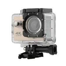 4K WIFI Remote Action Camera 1080P HD 16MP 30m Waterproof Sports DV Camera