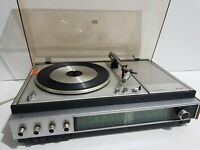 Vintage Philips FM MW LW SW Radio Tuner Amplifier Record Player 22RH814 15z