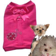 XXXS Yorkie Chihuahua Hundepullover Welpen Hundemantel Mini Hunde Geschirr