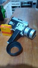 Canon Auto Zoom 814 vintage video camera made in Japan + 1 tape Super 8