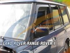 ClimAir Windabweiser hinten für Land Rover Range Rover Sport LS SUV 5-türer