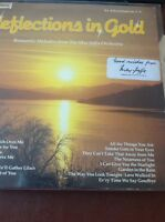 M70 Lp Lp Signed Autograph Max Jaffa Reflections In Gold