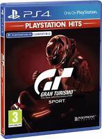 GT Sport PS4 / Gran Turismo Sport - NEW
