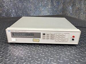 Hewlett Packard HP 6632A DC Power Supply 0-20V/0-5A, 100W