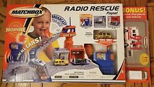 1 2001 Matchbox Radio Rescue Playset w/2 Vehicle included, NEW NEVER OPENED