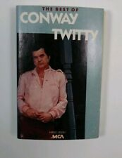 The Best of Conway Twitty Vtg Cassette Tape HANC-20231-MCA Records
