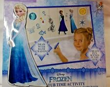 Disney Frozen Bath Toy 9 Piece Ages 3+ New in box Elsa & Anna