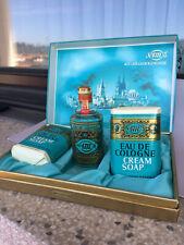 Vintage 4711 Aus Der Glockengasse Eau De Cologne 50 ml + 2 x 100 g Soap