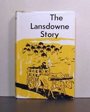 Lansdowne Municipality, Manitoba,  published 1967, Grain, Gravel, Growth