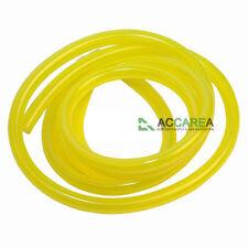 "10 Feet Premium Quality OEM Tygon Fuel Line 1/4"" ID X 3/8"" OD Clear Yellow"