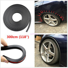 118'' 3M Car Fender Flare Wheel Eyebrow Protector Wheel Arch Trim Strip