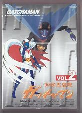 Gatchaman v. 2 DVD 11-20 HK Import Anime w/Eng subs Sentai Battle of the Planets