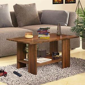 Neu Handgemacht Holz Kaffeetisch / Mitte Tisch,