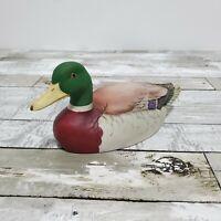 Andrea By Sadek - Vintage 1983 Collectible Figurine - Mallard Duck - 6735