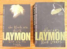 2 Richard LAYMON Collection Volume 2 & 8 4 Stories