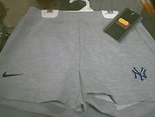NEW YORK YANKEES GREY NIKE SHORTS TODDLER/YOUTH SIZE 6X NWT