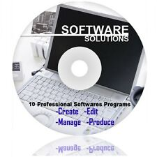 Music Editing Mixing Studio Software CD Record Live Audio Digitize Recordings
