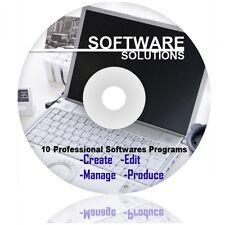 Audio Sound Professional Recording Editing Music Software Windows XP Vista 7 8