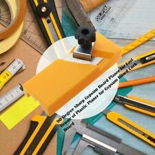 Plasterboard Gypsum Board Wooden Planer Edge Plane Woodworking Hand DIY Tools