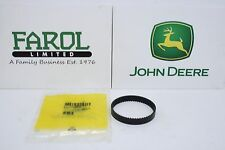 Genuine John Deere Mower Synchronous Belt TCU33535 180 220 E-Cut 2500E 2500C