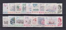Elizabeth II (1952-Now) Multiple Bahamian Stamps (pre-1973)