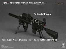 Easy & Simple 1/6 NSW sniper rifle MK12mod1 06010 B *Not Life Size*