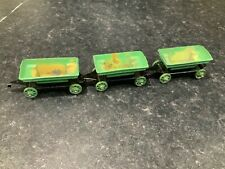 Tootsietoy Contractor Set Joblot collection Of 3 Side Tippers