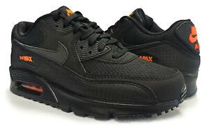 Nike Air Max 90 CT2533 001 Herrenschuhe schwarz Gr. US 7 - US 12 + Geschenk